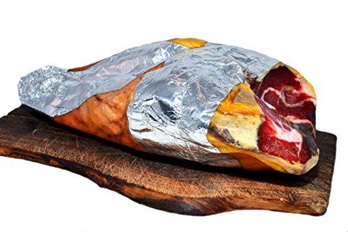 Prosciutto Crudo Dolce Intero Disossato 8 kg - Salumificio Artigianale Gombitelli - Toscana