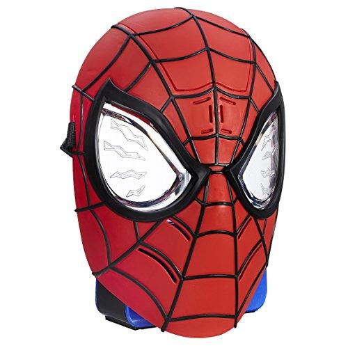 Ultimate Spider-Man Sinistre Six Spiderman Sense Masque