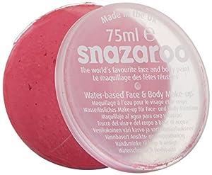 Snazaroo - Maquillaje al agua para cara y cuerpo (75 ml)- color rosado brillante