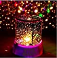 Innoo Tech**LED Star Night Light Projector Lamp,Colorful Starry Night,Bed Side Lamp - low-cost UK light store.