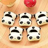 Ocamo Ceramic Chopstick Rest Lovely Panda Shape Cute Exquisite Chopstick Holder