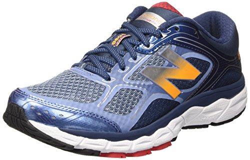 new-balance-w860v6-mens-running-shoes-blue-white-orange-105-uk