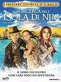 Locandina Alla Ricerca Dell'Isola Di Nim (Special Edition) (2 Dvd)
