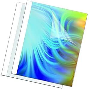 Fellowes Standard Couverture de reliure Thermique 12 mm Blanc