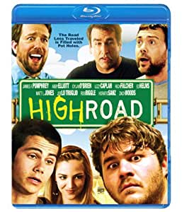 High Road [Blu-ray] [2011] [US Import]