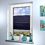 Schwer entflammbare Plissee nach Maß (B1, DIN 4021), hochqualitative Wertarbeit, für Fenster und Türen, alle Größen und mehr als 20 Farben verfügbar, Maßanfertigung (Farbe: Lila, Farbmuster 20x20cm)