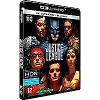Justice league 4k ultra hd