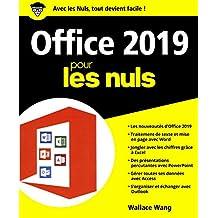 Office 2019 pour les Nuls, grand format