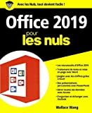 Office 2019 pour les Nuls, grand format...