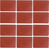 12 x Falcon Traditional Household Red Carbolic Soap 125g