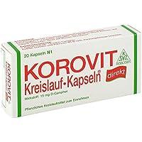 Korovit Kreislauf Kapseln 20 stk preisvergleich bei billige-tabletten.eu