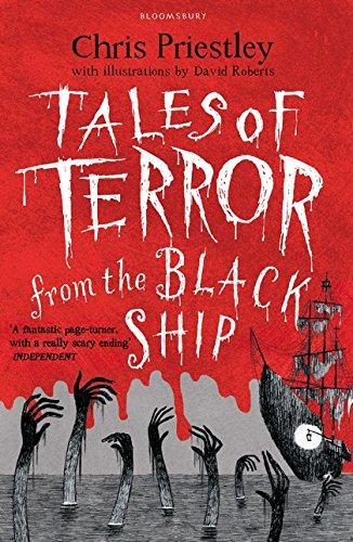 Tales of Terror from the Black Ship por Chris Priestley
