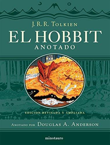 El hobbit : anotado e ilustrado por J. R. R. Tolkien
