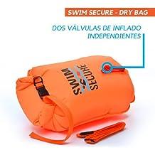 Boya de natación aguas abiertas SWIM SECURE 28L talla M (NATACIÓN y TRIATLON) DISTRIBUIDORES OFICIALES EN ESPAÑA