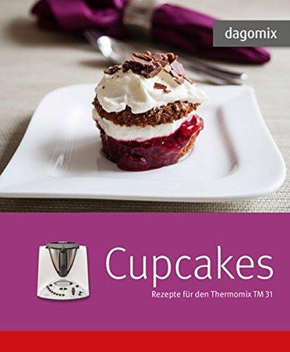Cupcakes Rezepte für den Thermomix TM 31