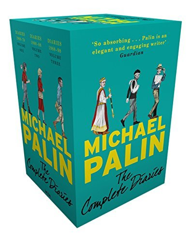 The Complete Michael Palin Diaries by Michael Palin (2015-11-05)