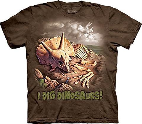I Dig Dinosaurs - Child Medium