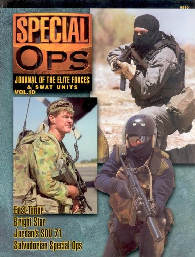 5510-serie (5510: Special Ops: Journal of the Elite Forces and Swat Units (10) (Concord - Special Forces Series))