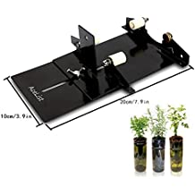 Bottiglia di vino cutting Tool kit, Acelist Stained Glass cutting Tool kit vino Jar acquaforte per DIY vetreria, lampade, vasi, portacandele