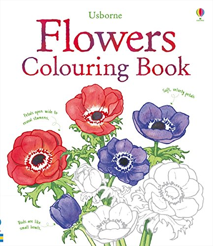 Flowers Colouring Book (Nature Colouring Books) por Sue Meredith