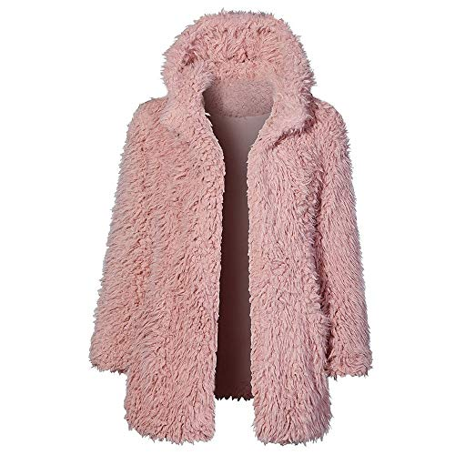 MIRRAY Damen Langarm Winter Warm Hoodie Outwear Casual Up Mantel Tops Schwarzer Wein Rote Armee Grün Rosa Gelb