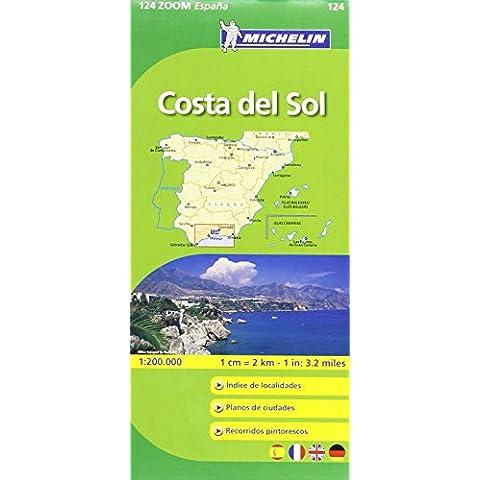 Mapa Zoom España - Costa Del Sol (Mapas Zoom Michelin)