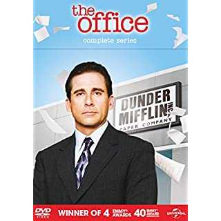 The Office: An American Workplace - Season 1-9 Complete [DVD] [2014]