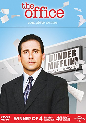 The Office - An American Workplace - Complete Series: Season 1-9 [38 DVDs] [UK Import]