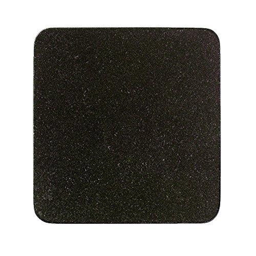 ProCook - Set de 4 Dessous de Verres carrés Effet Granite