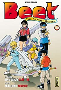 Beet the Vandel Buster Edition simple Tome 10