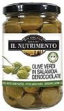 Probios Il Nutrimento Aceitunas Verdes Sin Hueso En Salmuera - 6 tarros