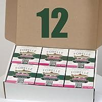 Forelle mild geräuchert Premium in 12-er Vorteilspackung Konservendose a 100g