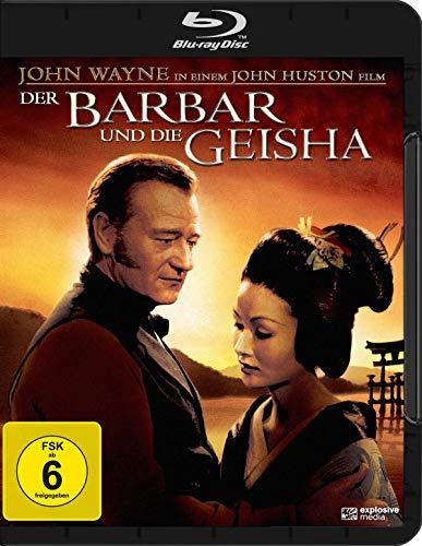 Der Barbar und die Geisha [Blu-ray]
