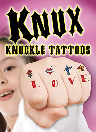 Knux -- Knuckle Tattoos for Girls
