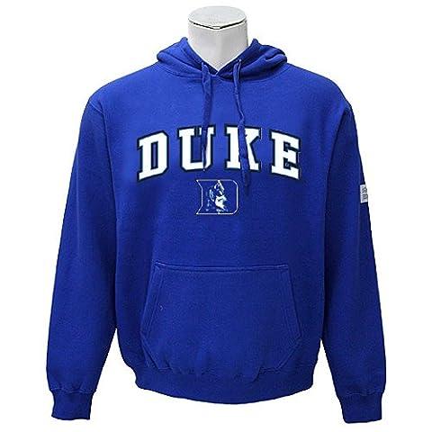 Duke Herren 's Automatische Fleece Hoodie–Team Farbe, Herren, königsblau