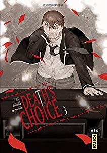 Death's choice Edition simple Tome 3