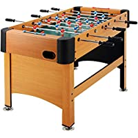 Deuba Football Soccer Table Game Wooden Kicker Foosball Leisure Family Play Fun Toy MODEL Choice