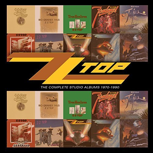 The Complete Studio Albums 1970-1990 (10 CD) by Warner Bros. (2013-08-16)