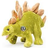 Stegosaurus AMATUS Dinosaurier 31 cm Plüschdino Plüschtier von Kuscheltiere.biz