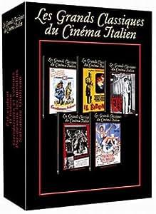 Les grands classiques du cinéma Italien