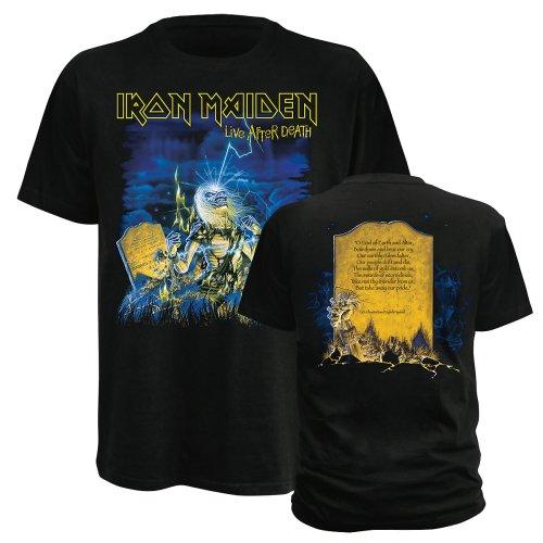 Live After Death 2008 (T-Shirt Grösse Xl) - 2008 T-shirt