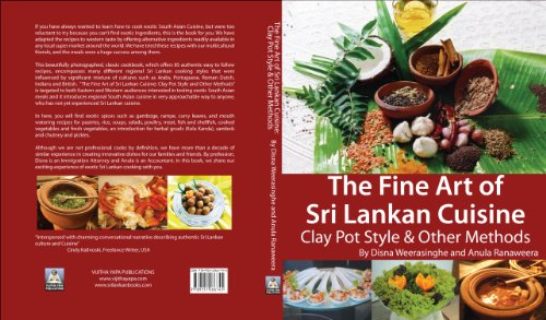 The Fine Art of Sri Lankan Cuisine: Clay Pot Style and Other...