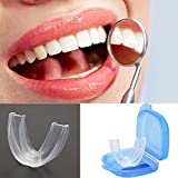 #7: New trends Silicone Mouth Guard For Teeth Grinding Anti Snoring Sleep Mouth Guard Teeth Protector For Night Sleep Use Stop Snoring Solution