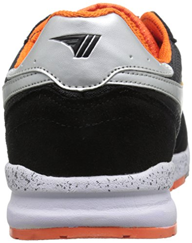 Gola EMA 703 SAMURAI Sneakers Uomo Nero/Arancione
