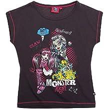 Monster High Fille Tee-shirt - gris