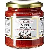 Parente Sauce Tomate aux Artichauts 280 g - Lot de 3