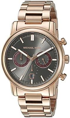 Michael Kors MK8370 - Reloj para hombres, correa de acero inoxidable