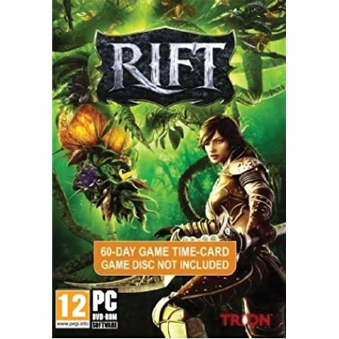 Rift 60 Day Time Card - Platform Independent (No Game Included) [Importación inglesa]