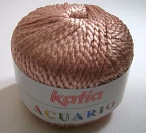 """«bändchengarn acuario """"katia de saumon (13)"""