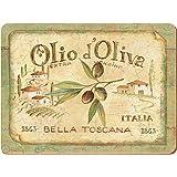 Creative Tops Olio d'Oliva Lot de 4 sets de table XL à base en liège